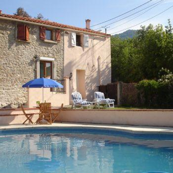Cottage rental south of france 66