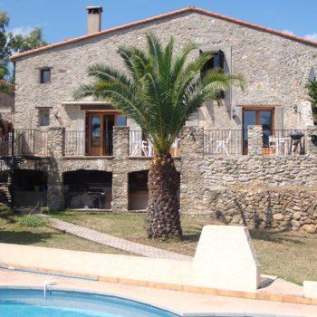 Villa rental Vives 66