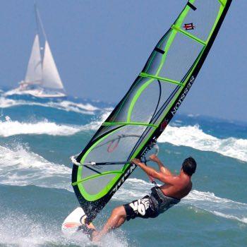 kite surfing Argeles