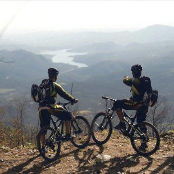 Cycling & mountain biking holidays south of France