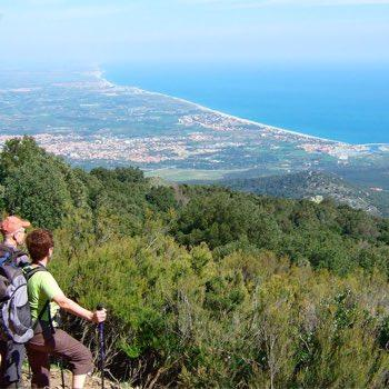walking holidays south of france